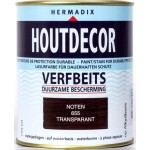 Houtdecor Noten Transparant 0,75 Ltr.