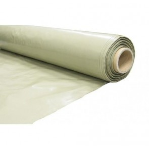 Ldpe folie 0.200mm transparant per 4m2.