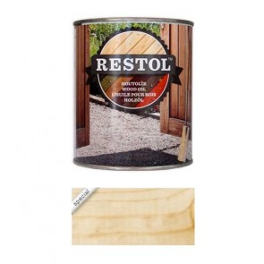 Restol houtolie Naturel UV 1 ltr.